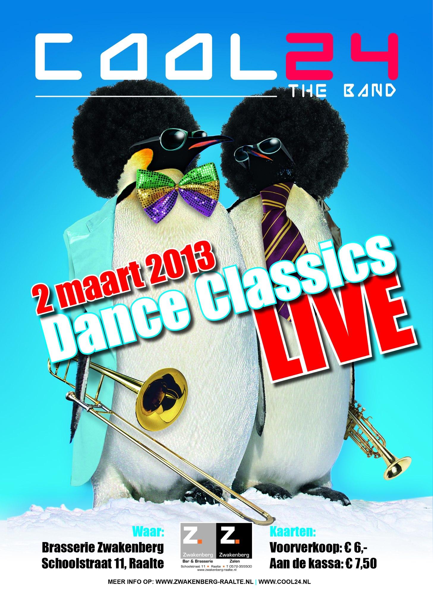 COOL24 Dance Classics 2013