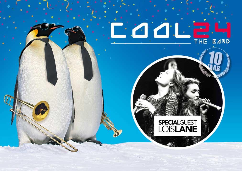 10 jarig bestaan COOL24 @ HOFtheater | Raalte | Overijssel | Nederland