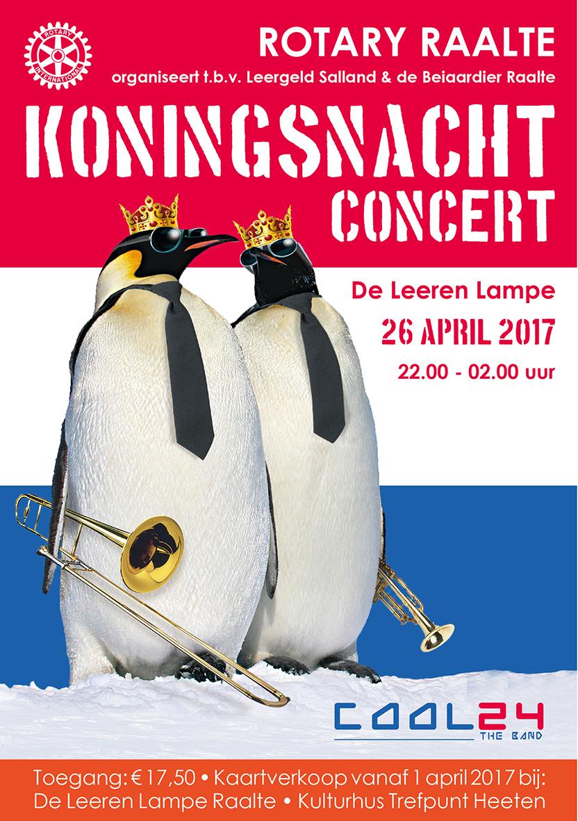 Koningsnacht - Raalte 2017 @ Leeren Lampe | Raalte | Overijssel | Nederland