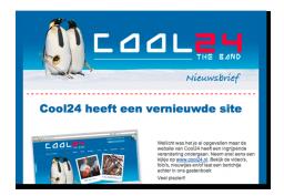 COOL24-Nieuwsbrief